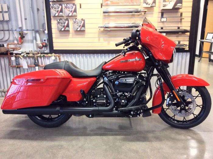 2020 Harley-Davidson FLHXS - Street Glide® Special Photo 1 sur 9
