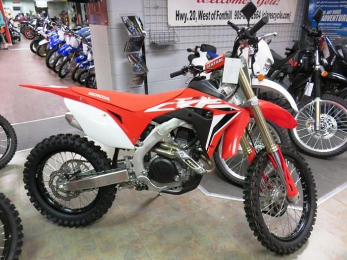 2020 Honda CRF450RX Photo 1 of 8