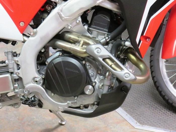 2020 Honda CRF450RX Photo 2 of 8