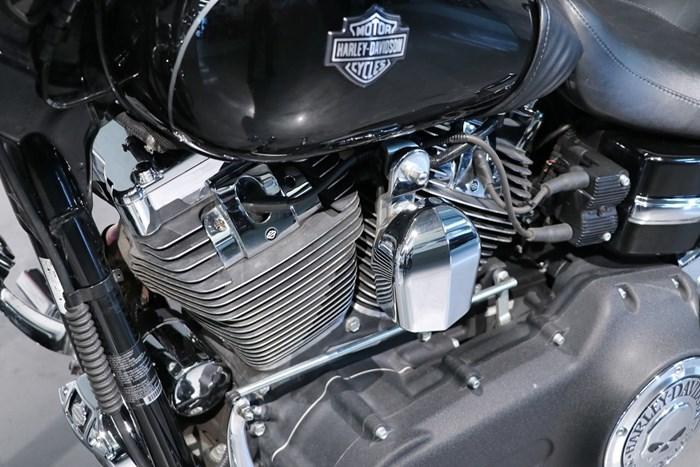 2012 Harley-Davidson FXDWG Dyna Wide Glide Photo 10 of 13