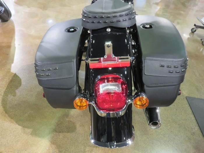 2020 Harley-Davidson FLHC - Softail® Heritage Classic Photo 9 sur 9