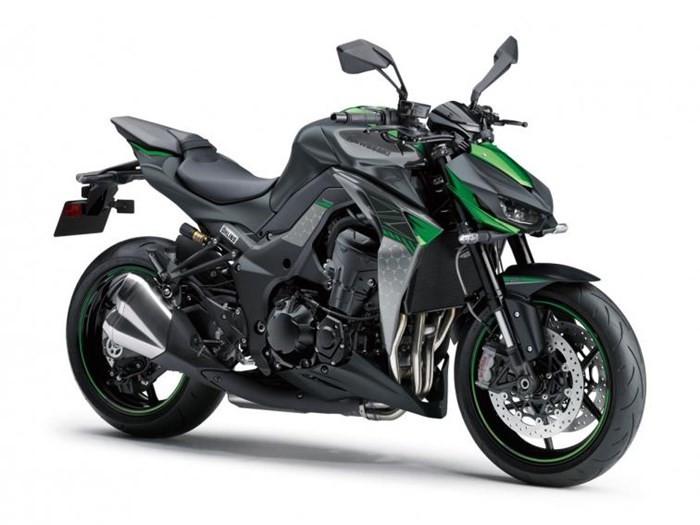 2019 KAWASAKI Z1000R ABS Photo 2 sur 3