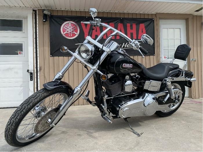 2006 Harley-Davidson Dyna Wide Glide Photo 1 of 12