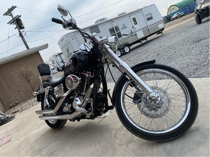 2006 Harley-Davidson Dyna Wide Glide Photo 7 of 12