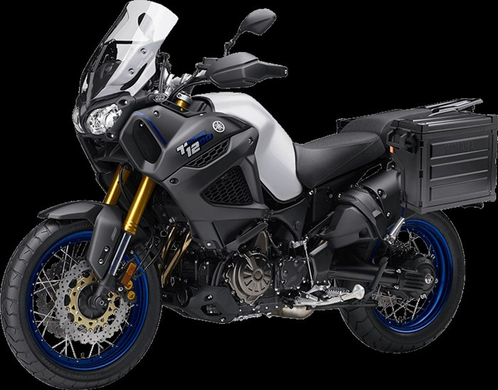 2020 Yamaha Super Tenere ES Photo 2 of 2