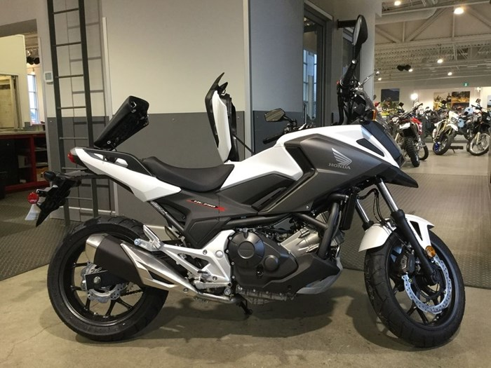 2020 Honda NC750X DCT Photo 5 of 8