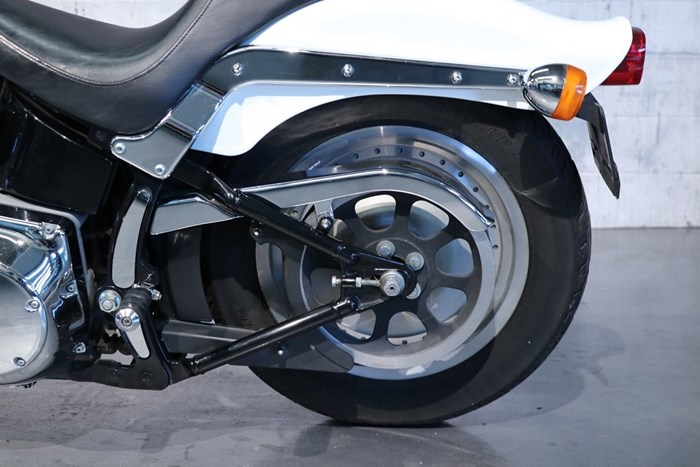 2000 Harley-Davidson SOFTAIL STANDARD (FXST) Photo 11 of 13