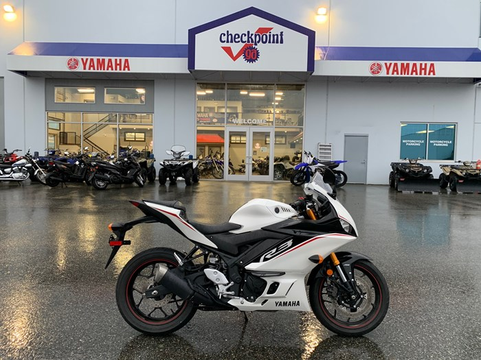 2019 Yamaha R3 ABS Demo Photo 1 of 5