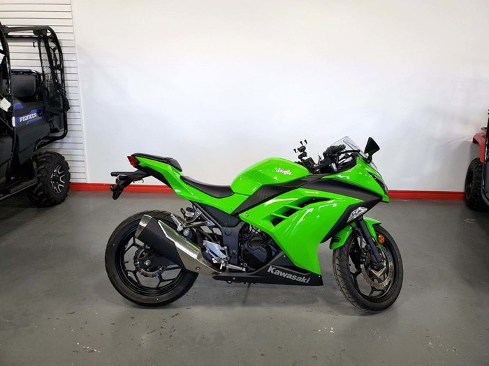 2015 Kawasaki Ninja® 300 ABS Photo 1 of 9