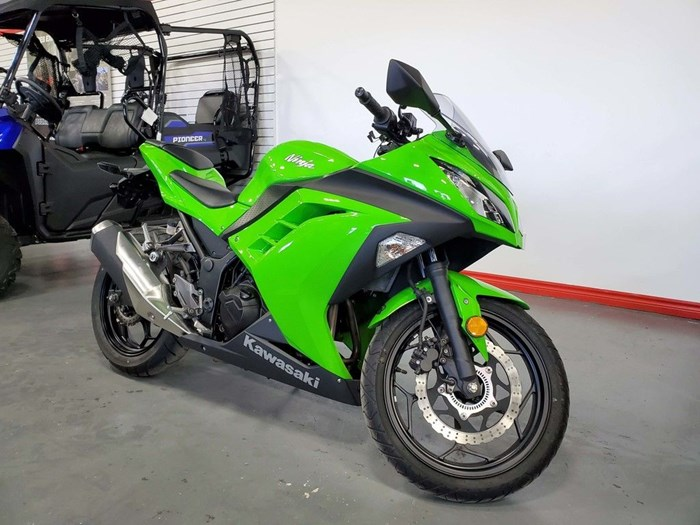 2015 Kawasaki Ninja® 300 ABS Photo 3 of 9