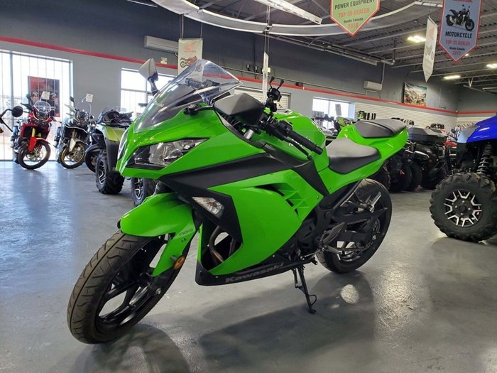 2015 Kawasaki Ninja® 300 ABS Photo 5 of 9