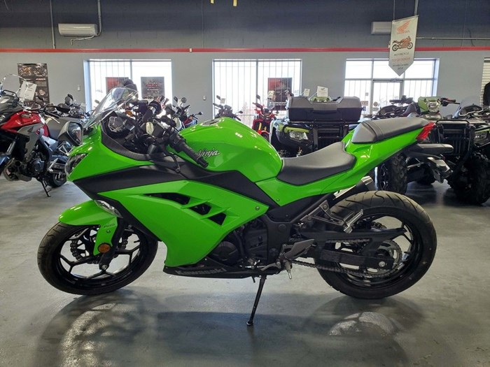 2015 Kawasaki Ninja® 300 ABS Photo 6 of 9
