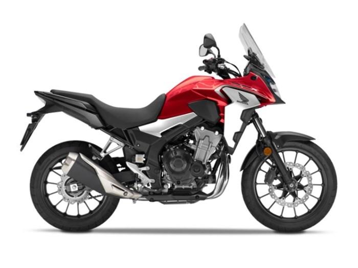 2020 Honda CB500X ABS Photo 1 of 1