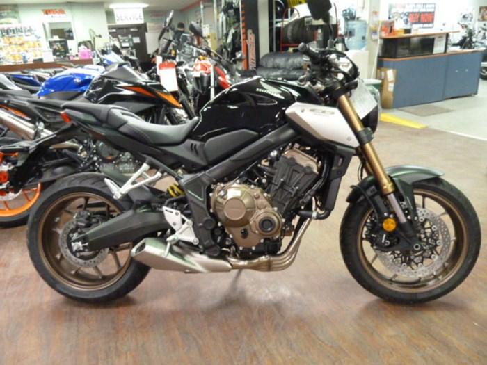 2020 Honda CB650R Photo 1 of 7