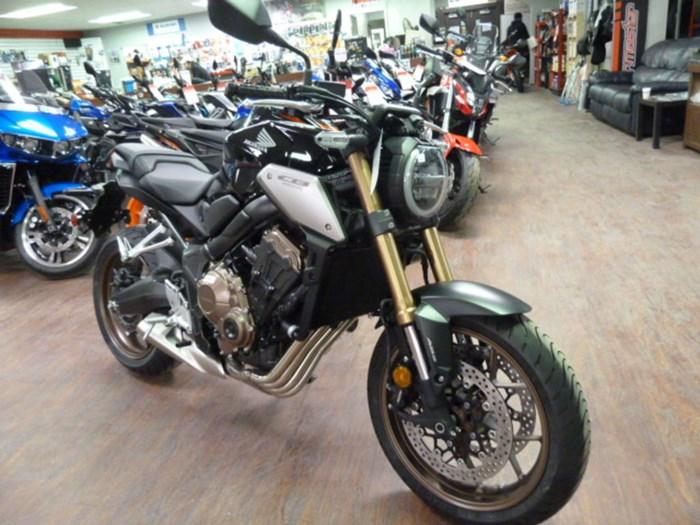 2020 Honda CB650R Photo 2 of 7