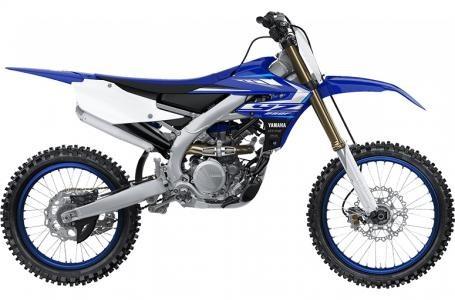 2020 Yamaha YZ250FLL Photo 1 of 4