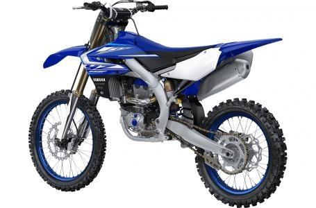 2020 Yamaha YZ250FLL Photo 2 of 4