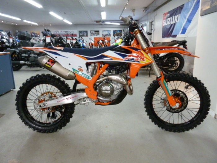 2020 KTM 450 SX-F Factory Edition Photo 1 of 8