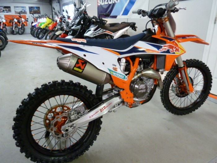 2020 KTM 450 SX-F Factory Edition Photo 2 of 8