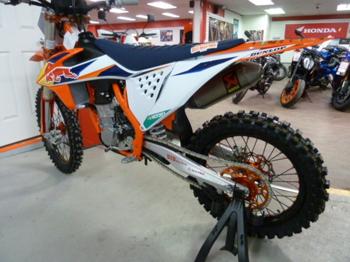 2020 KTM 450 SX-F Factory Edition Photo 3 of 8
