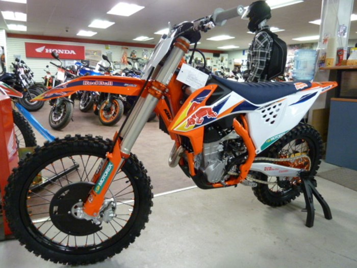 2020 KTM 450 SX-F Factory Edition Photo 4 of 8
