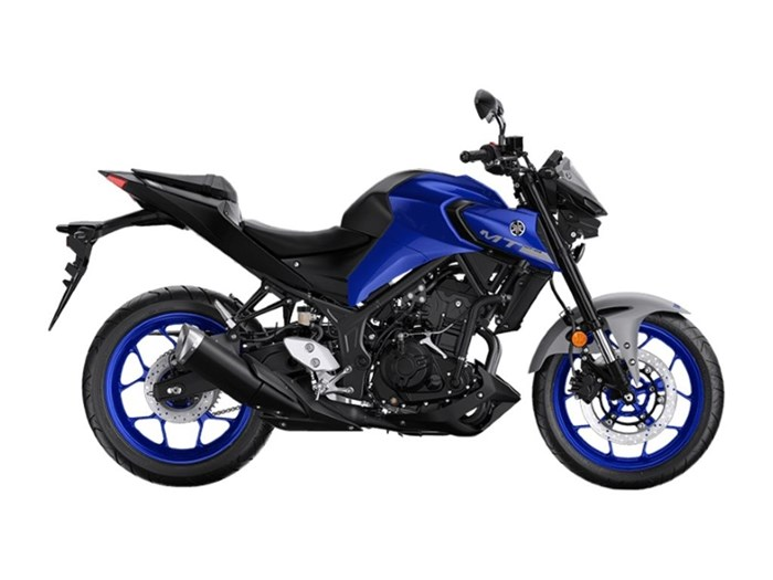 2020 Yamaha MT-03 Photo 1 of 1