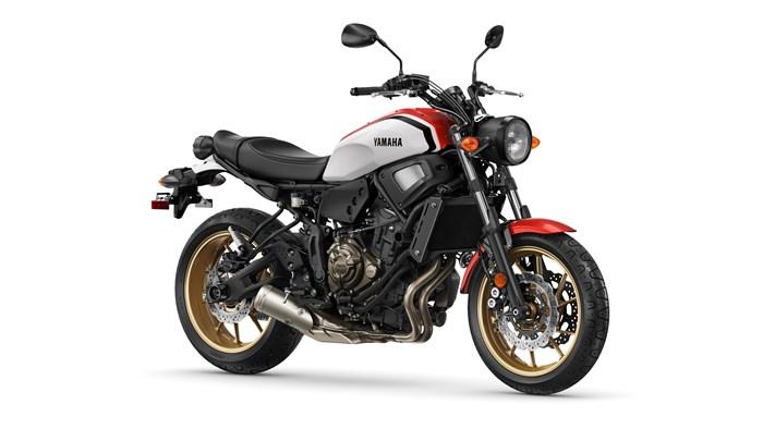 2020 Yamaha XSR700 Photo 1 sur 3