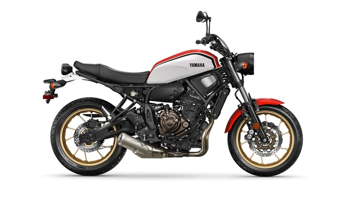 2020 Yamaha XSR700 Photo 2 sur 3