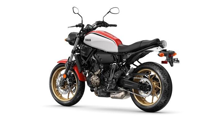 2020 Yamaha XSR700 Photo 3 sur 3