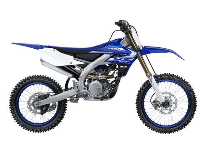 2020 Yamaha YZ250F Photo 1 of 1