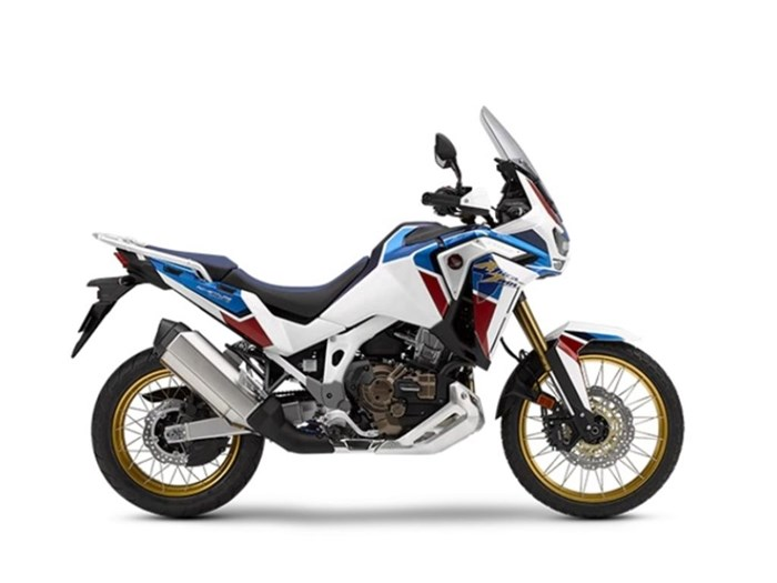 2020 Honda Africa Twin Adventure Sports ES DCT Photo 1 of 1