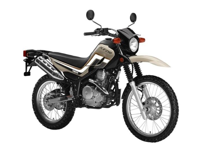 2020 Yamaha XT250 Photo 1 of 1