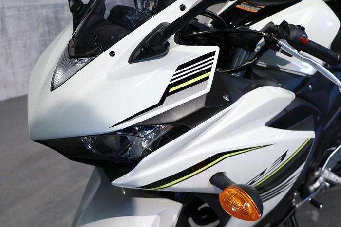 2017 Yamaha YZF-R3 ABS Photo 13 of 13