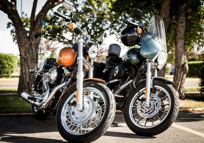 2001 Harley-Davidson FXDXT Photo 1 sur 5
