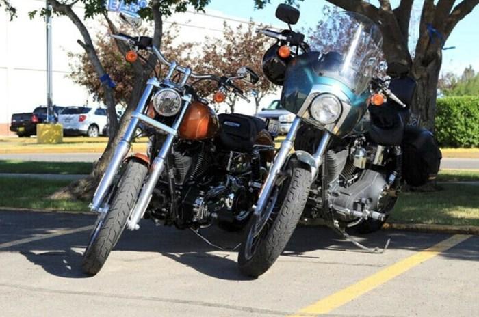 2001 Harley-Davidson FXDXT Photo 3 sur 5