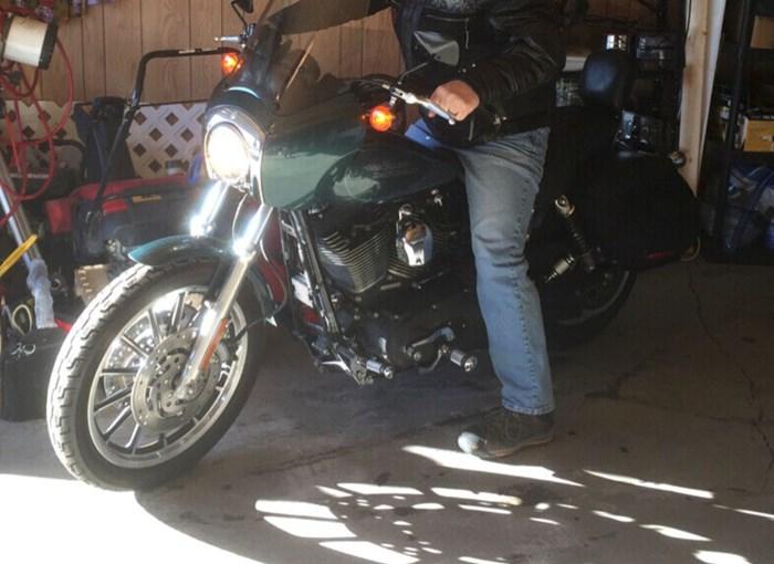 2001 Harley-Davidson FXDXT Photo 5 sur 5