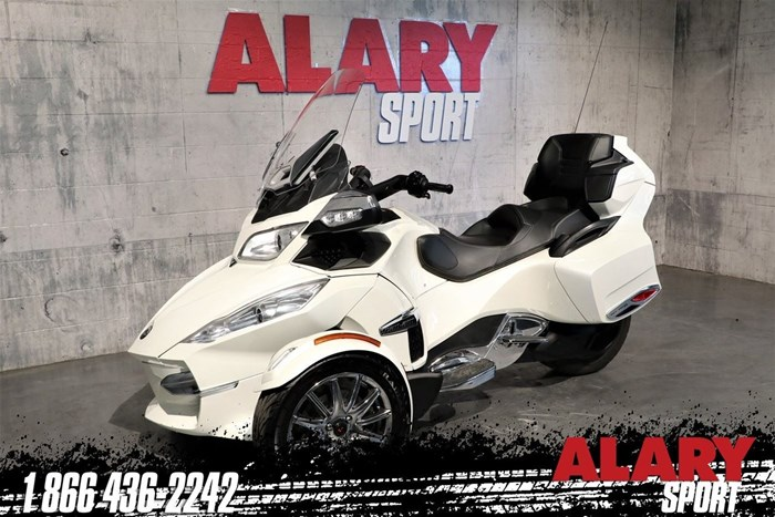 2013 Can-Am Spyder RT SE5 Limited Photo 1 of 13