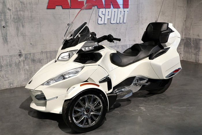 2013 Can-Am Spyder RT SE5 Limited Photo 2 of 13