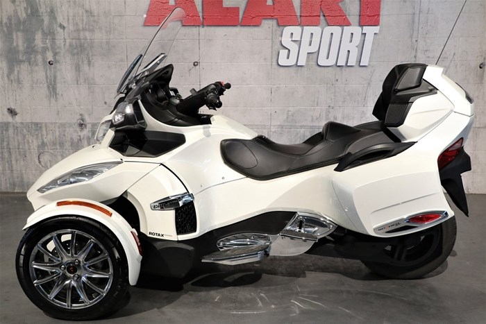 2013 Can-Am Spyder RT SE5 Limited Photo 3 of 13