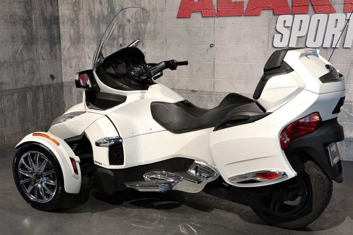 2013 Can-Am Spyder RT SE5 Limited Photo 4 of 13
