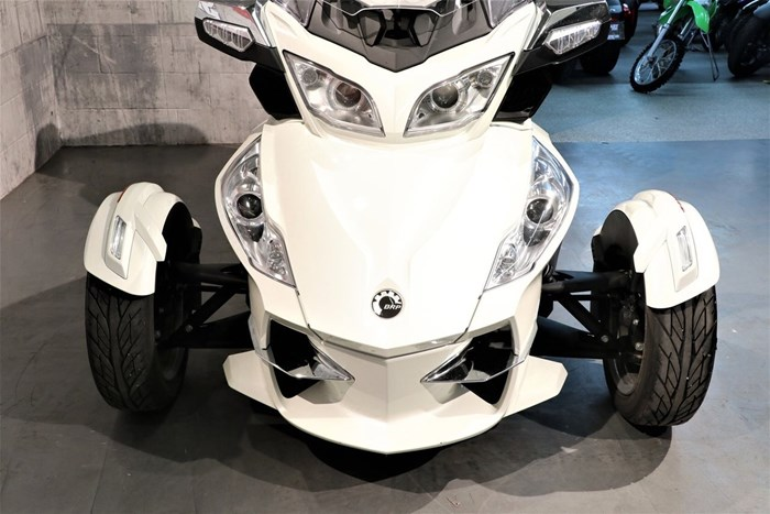 2013 Can-Am Spyder RT SE5 Limited Photo 12 of 13