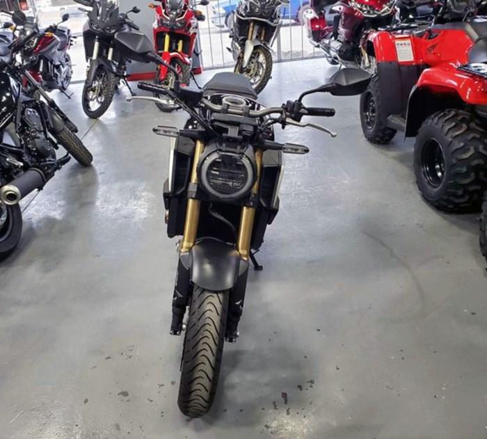 2020 Honda CB650R Photo 4 of 7