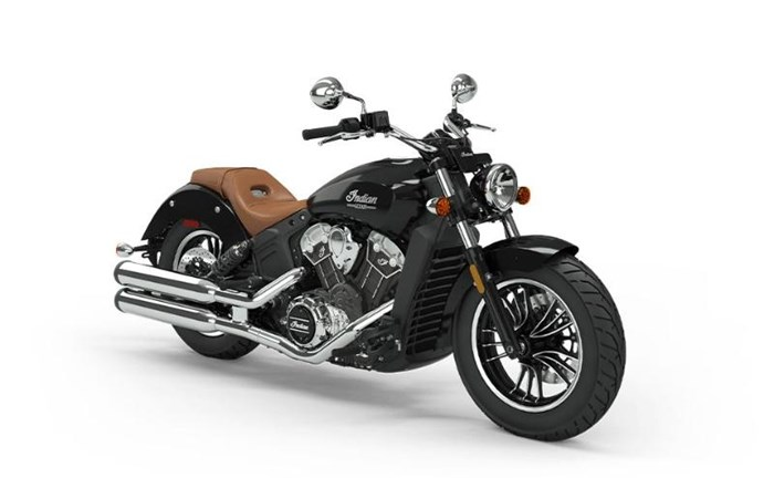 2020 INDIAN Scout - Thunder Black Photo 1 of 1