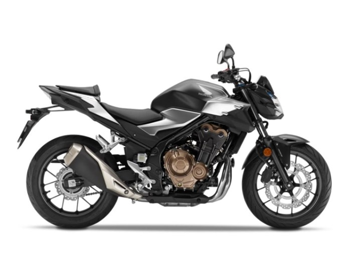 2020 Honda CB500F Photo 1 of 6