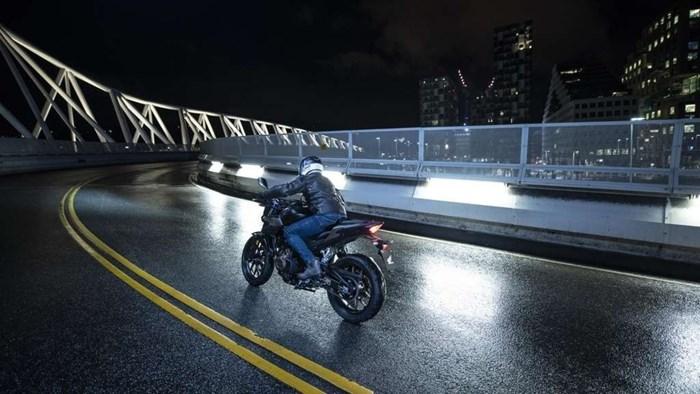 2020 Honda CB500F Photo 5 of 6