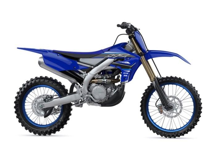 2021 Yamaha YZ450FX Photo 1 of 1