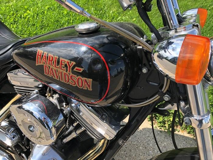 1987 Harley-Davidson FXLR Custom Photo 5 of 9
