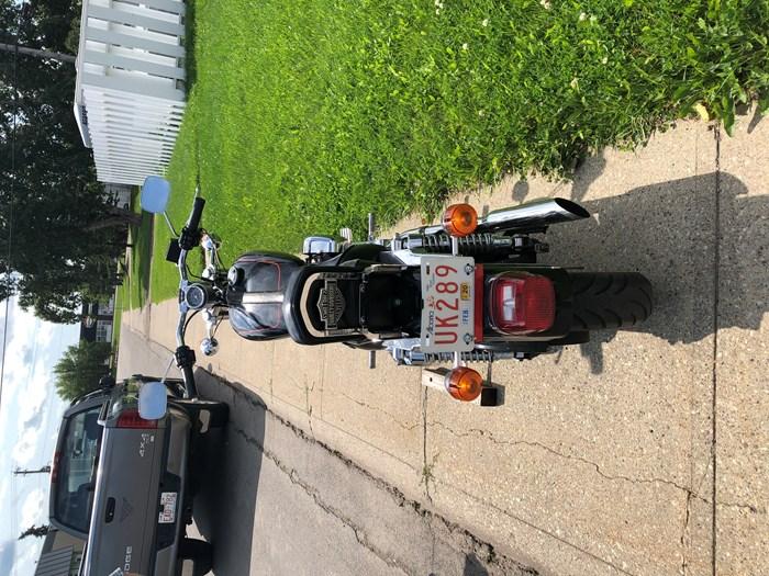 1987 Harley-Davidson FXLR Custom Photo 9 of 9