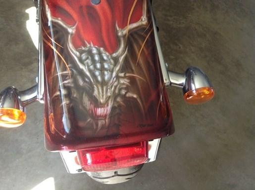 2008 Harley-Davidson FXSTC Photo 2 of 5