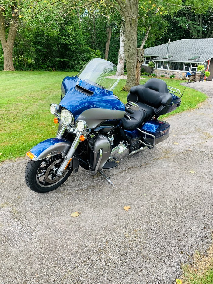 2017 Harley-Davidson Ultra Classic Limited Photo 1 sur 11